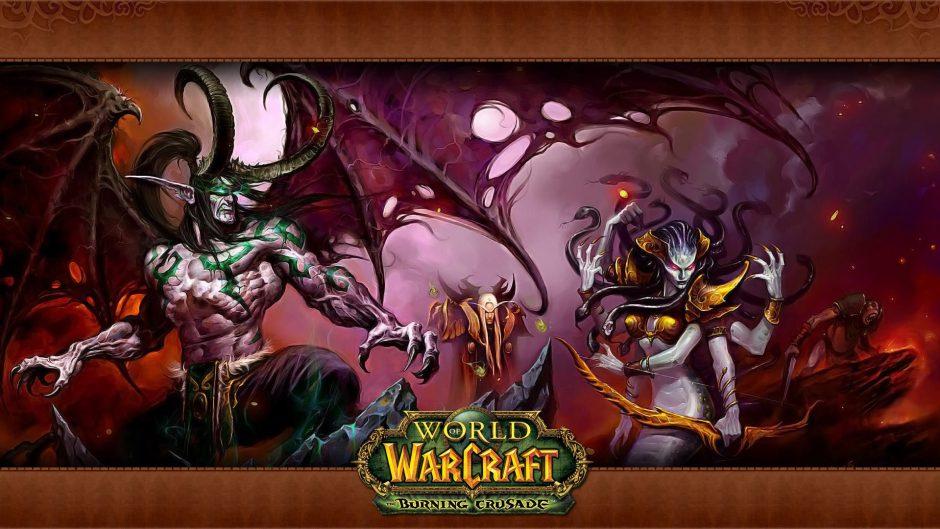 World of Warcraft: The Burning Crusade Classic llegara este año