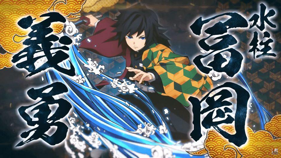 Nuevo tráiler de Demon Slayer: Kimetsu no Yaiba – Hinokami Keppuutan