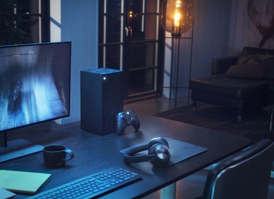 Todos los detalles técnicos de los auriculares Bang & Olufsen para Xbox Series X/S