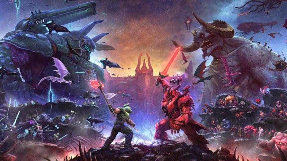 DOOM Eternal: The Ancient Gods nos presenta un nuevo y espectacular tráiler de lanzamiento