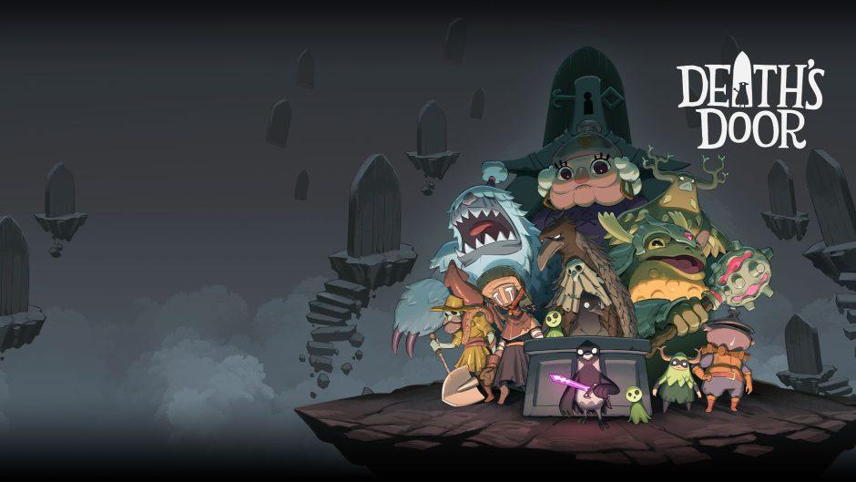 Showcase ID@Xbox:Death's Door, una historia plagada de oscuridad y codicia