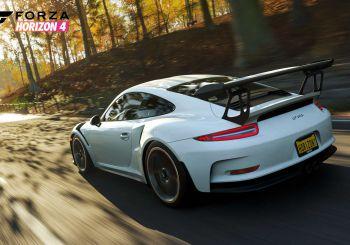 Forza Horizon 4 vuelve a aumentar sus ventas en UK un 480% tras el anuncio de Forza Horizon 5