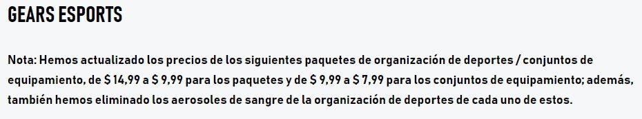 """Esto llega hoy a Gears 5 con la primera actualización semanal de la """"Operación 6"""""""