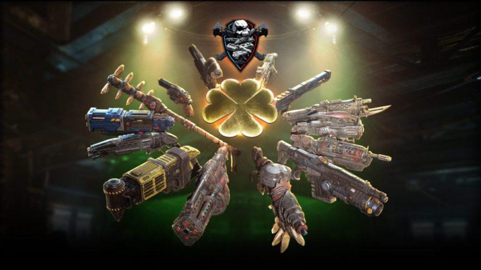 Supera estos desafíos con el evento PvP de Gears 5 por San Patricio y consigue este set de skins
