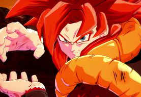 Fecha de lanzamiento para Gogeta SS4 en Dragon Ball FighterZ