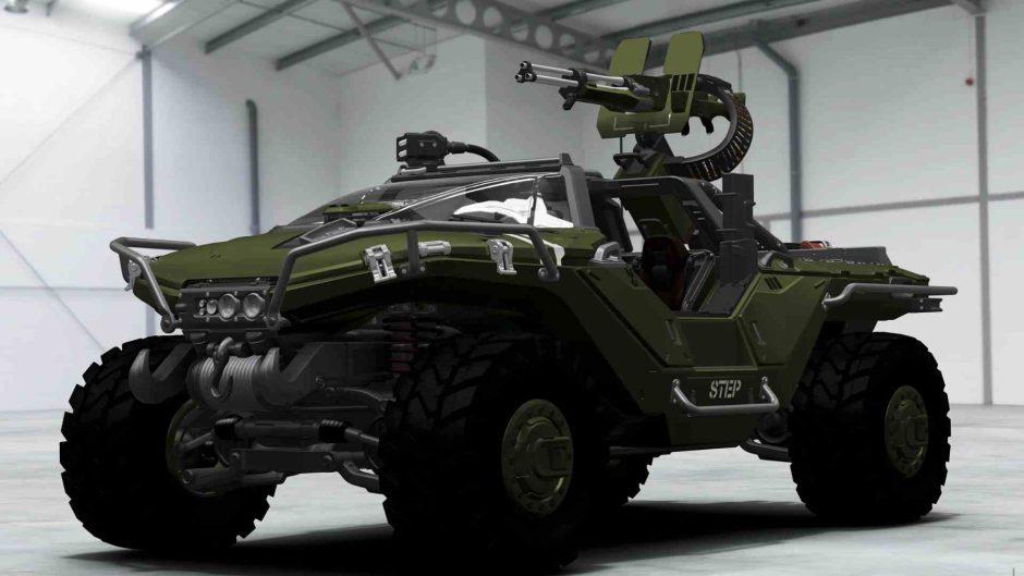 Reveladas nuevas imágenes en el set de rodaje de Halo