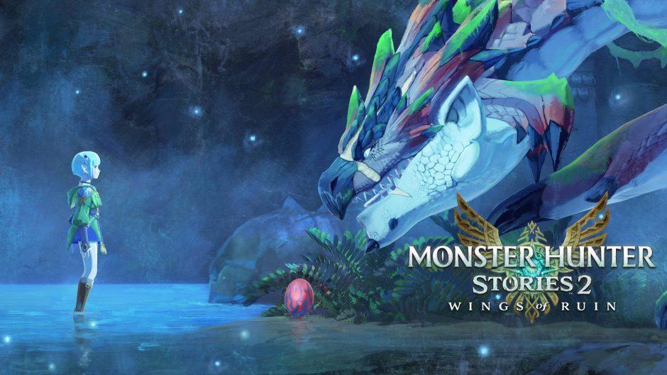 Monster Hunter Stories 2 Wings of Ruin llega a PC
