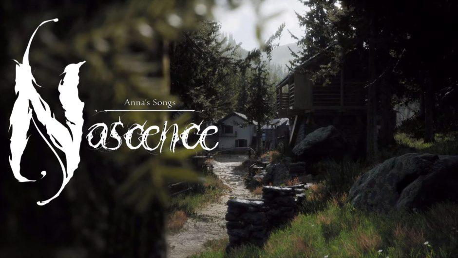 Gameplay del juego de terror Nascence: Anna's Song para consolas de nueva generación