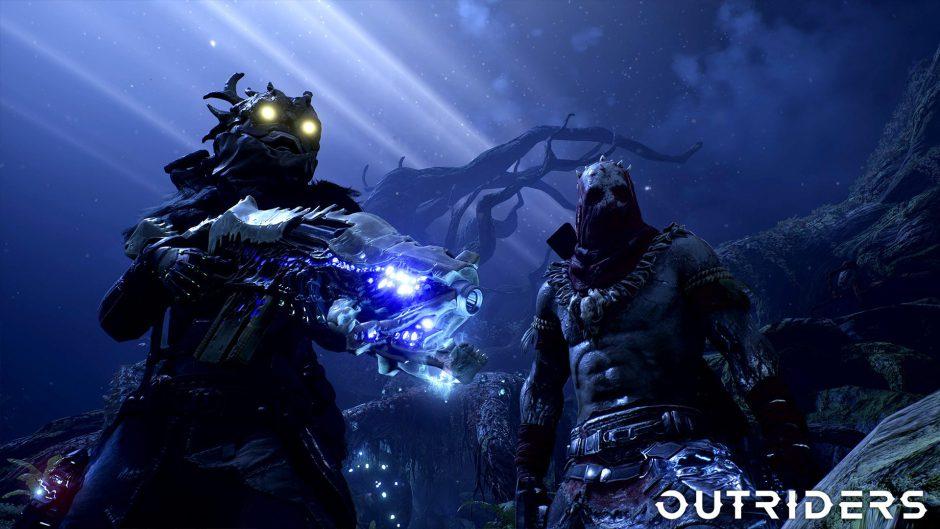 Así es el rendimiento de Outriders en Xbox One