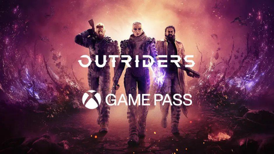 Square Enix: el éxito de Outriders en Xbox Game Pass fue una sorpresa
