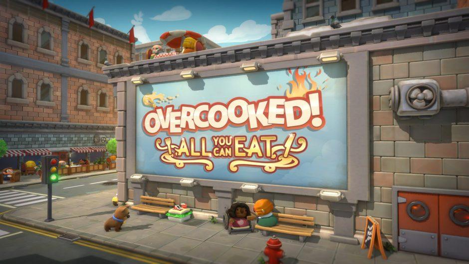 Overcooked: All You Can Eat recibe una nueva actualización gratuita