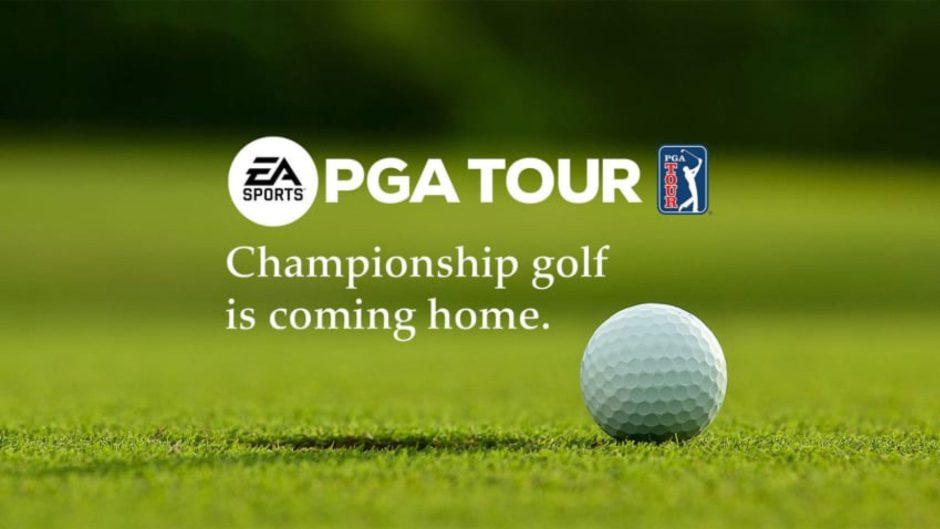 EA presenta un nuevo PGA Tour de nueva generación