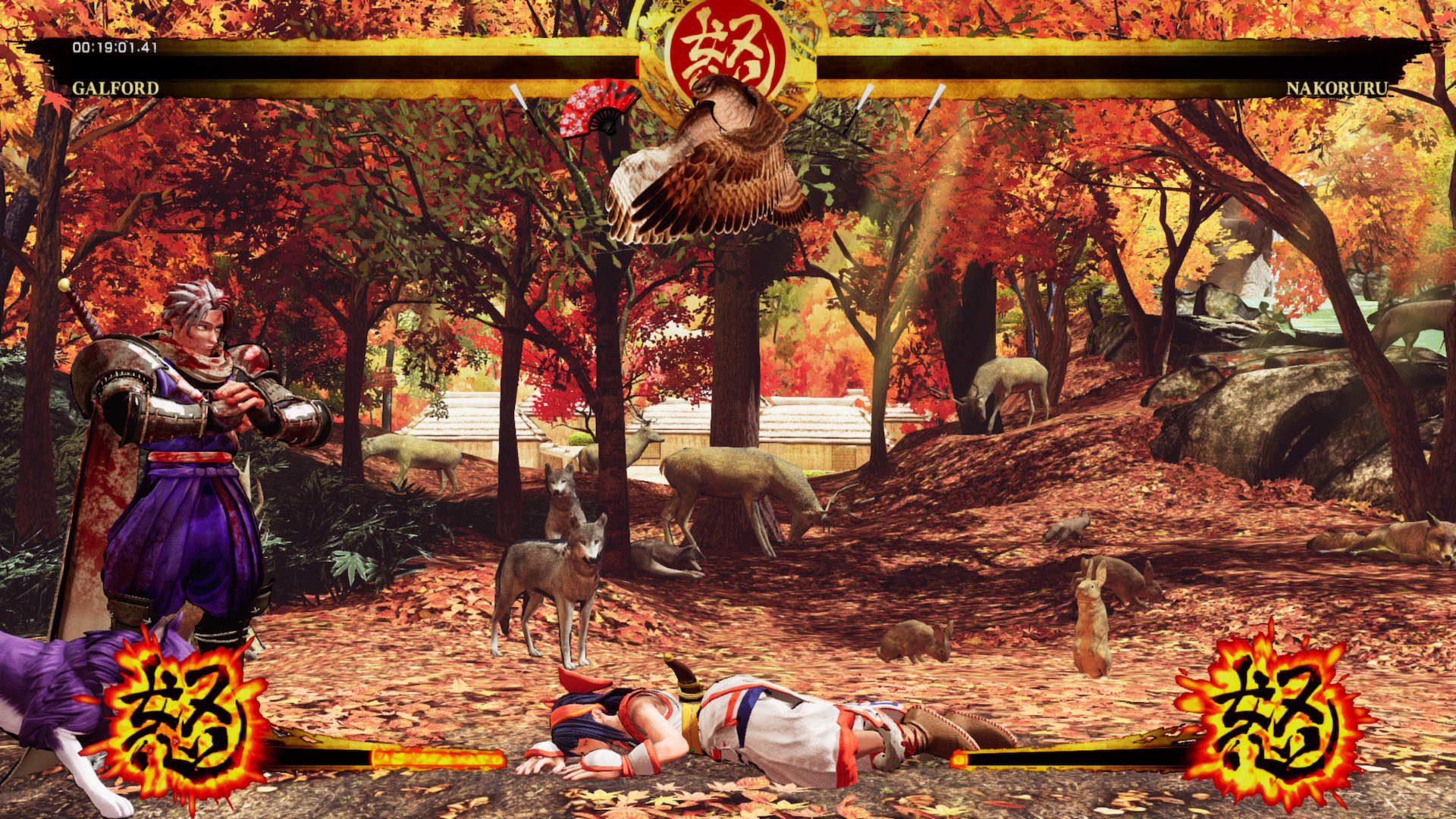 Samurai Shodown - generacion xbox