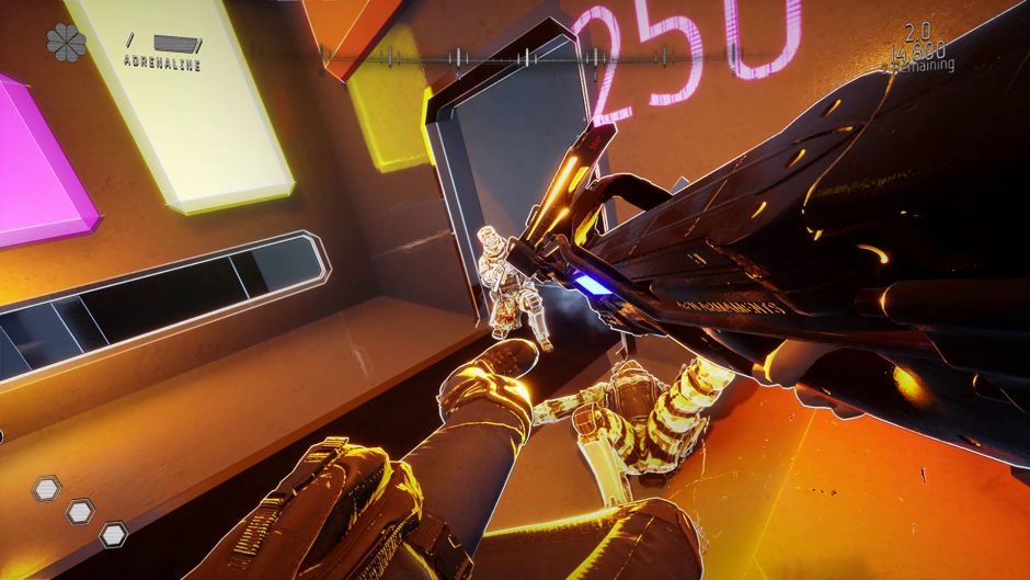 ¿Un shooter con Parkour? El original Severed Steel llegará pronto a Xbox