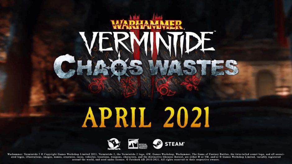 Una nueva expansión de Warhammer Vermintide 2 llegará en abril
