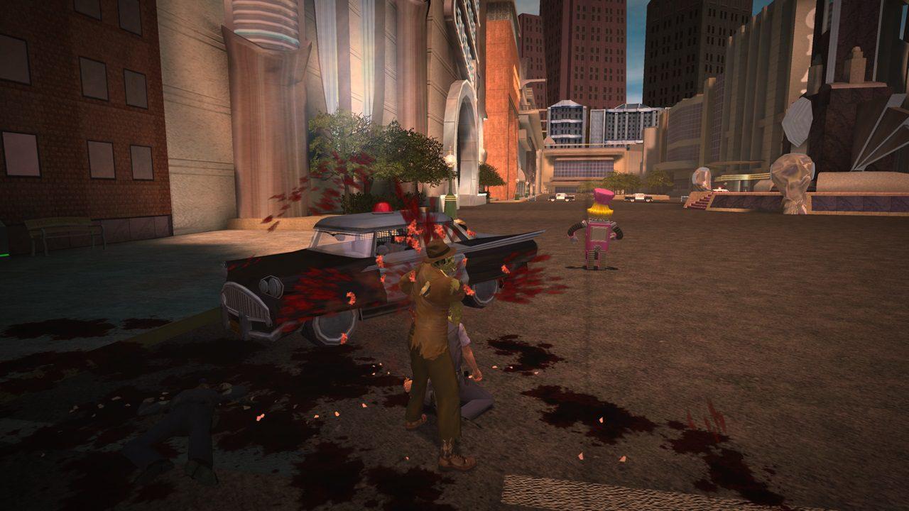 Análisis de Stubbs the Zombie: Rebel Without a Pulse
