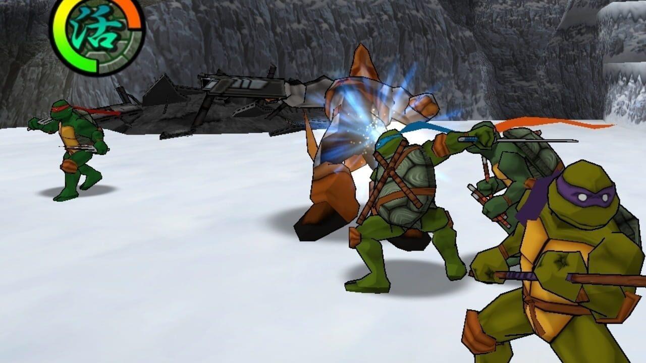 Teenage mutant ninja turtles - nexus - generacion xbox
