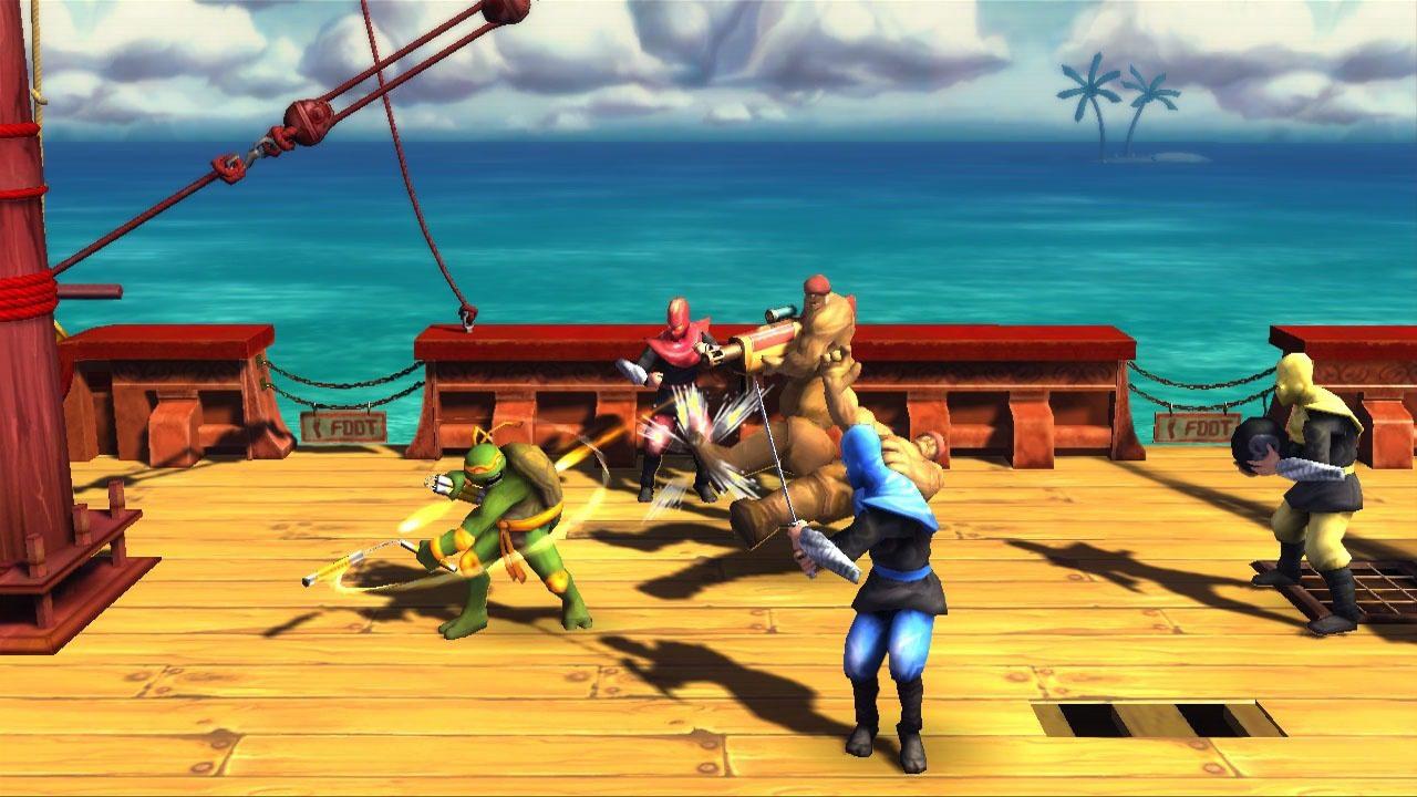 Todo lo que sabemos de Teenage Mutant Ninja Turtles: Shredder's Revenge