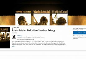Tomb Raider: Definitive Survivor Trilogy se deja ver en la Microsoft Store