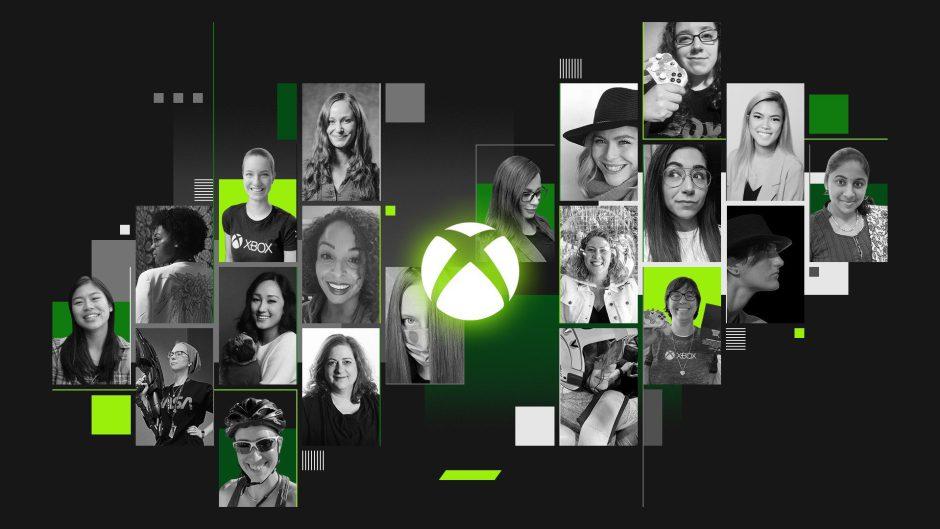 Microsoft y Xbox celebran el mes de la historia de la mujer en marzo