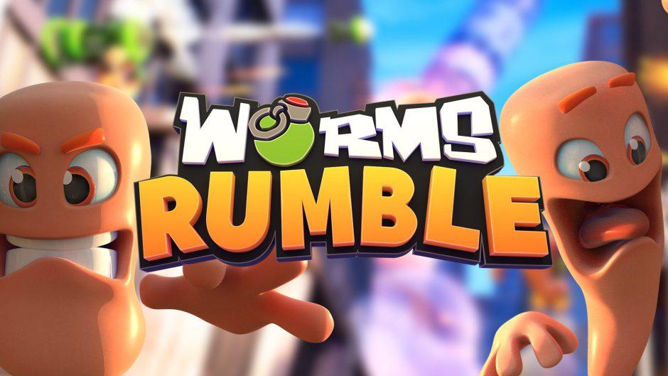 Worms Rumbleselanzaráeste mismo año en Xbox