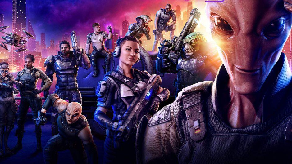 Catalogado XCOM: Chimera Squad para Xbox One