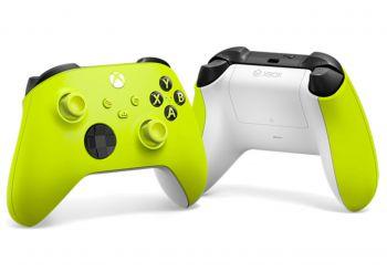 Xbox anuncia dos nuevos mandos, Electric Volt y Daystrike Camo