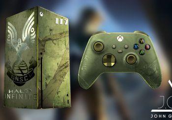 Y pasó lo que tenía que pasar, Xbox Series X y las skins personalizadas