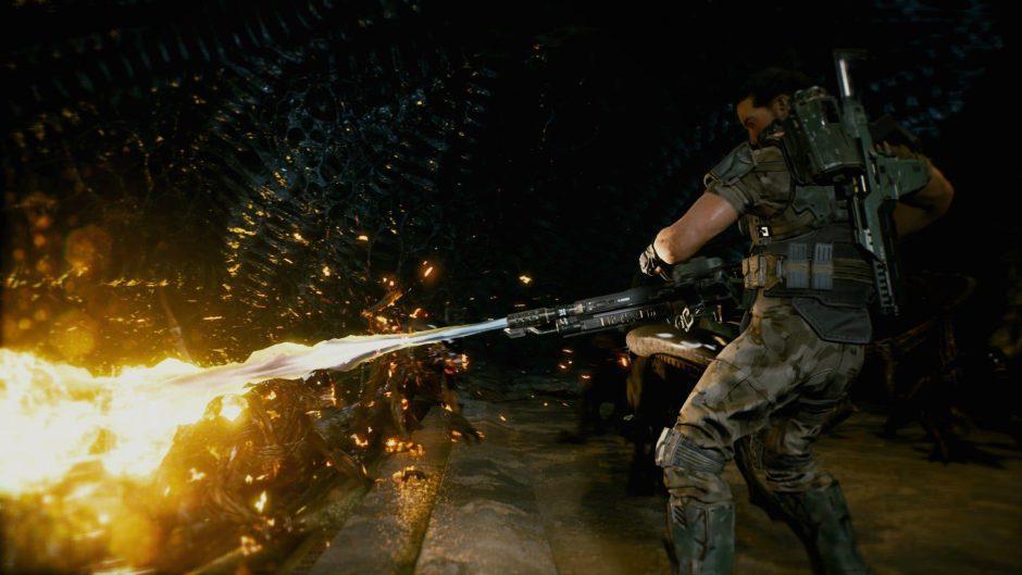 Nuevo y espectacular gameplay de Aliens: Fireteam