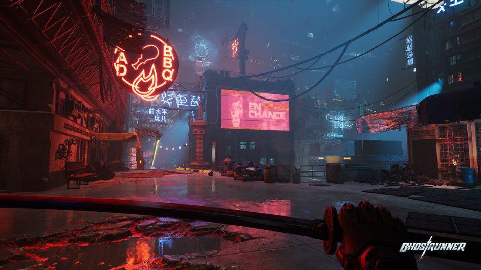 505 Games se hace con los derechos de Ghostrunner