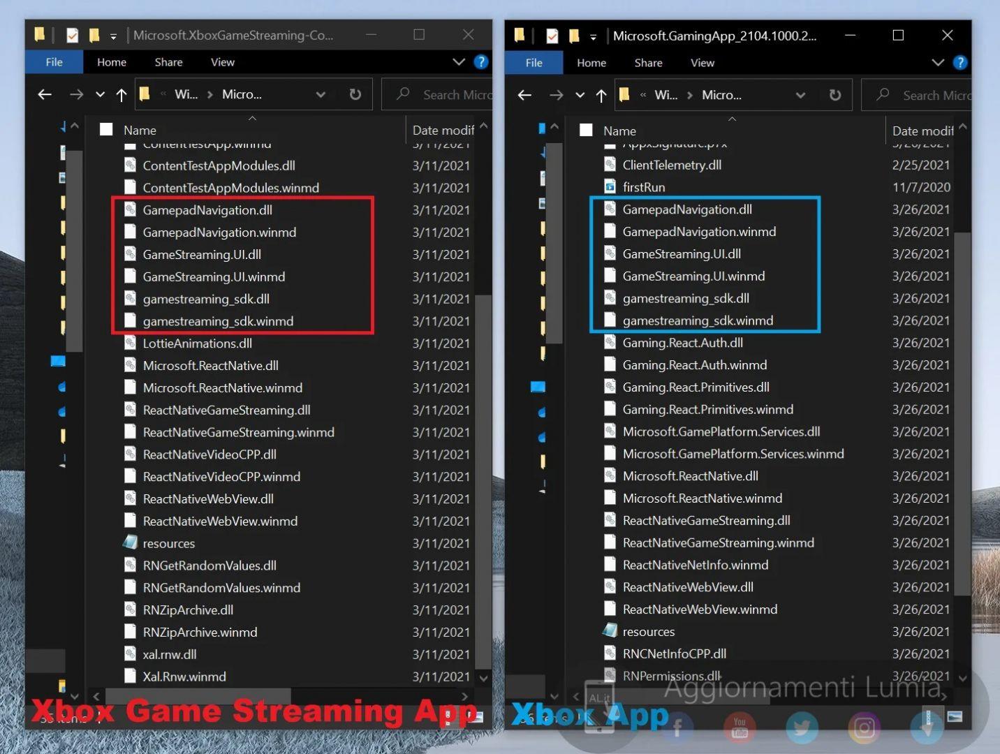 Microsoft Integrará Cloud Gaming en la app de Xbox para Windows 10 - Aggiornamieti Lumia ha descubierto algunos ficheros que delatan que los planes de Microsoft pasan por integrar Cloud Gaming dentro de la app de Xbox.