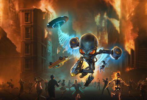 Anunciado Destroy All Humans 2 con un espectacular tráiler