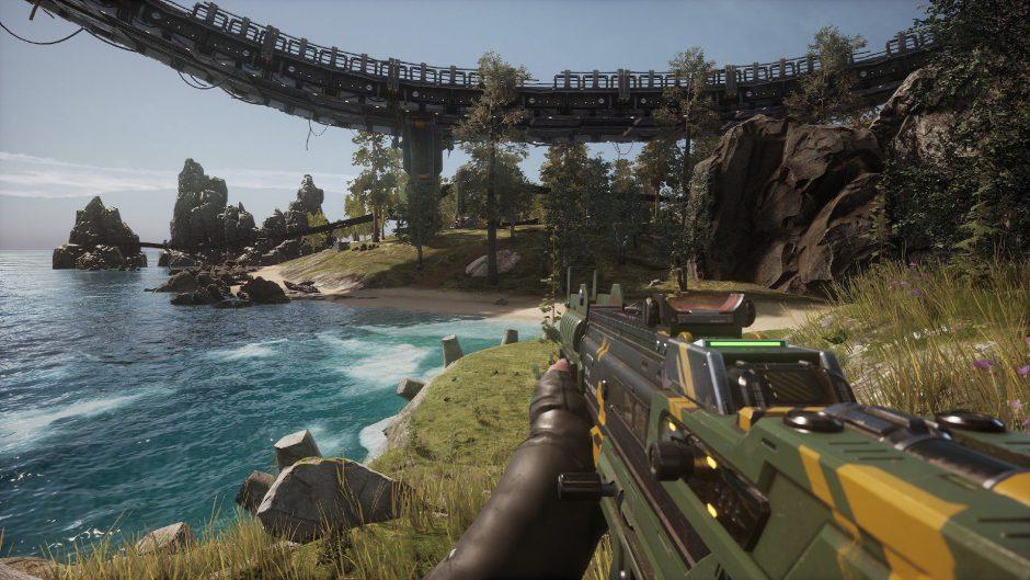 Dysterra es el nuevo shooter de los desarrolladores de Black Desert