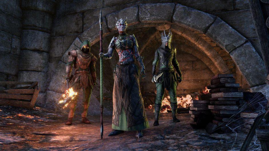 The Elder Scrolls Online: Flames of Ambition nos trae muchas y suculentas novedades