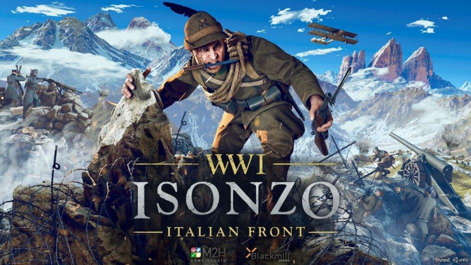 Un nuevo frente de la Primera Guerra Mundial: Isonzo llegará a Xbox Series y Xbox One