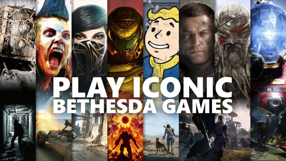 Estos juegos de Bethesda podrían llegar muy pronto a Xbox Game Pass