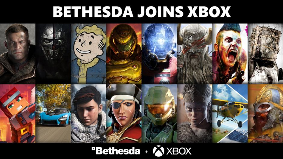 A finales de semana tendremos nuevos juegos de Bethesda en Xbox Game Pass