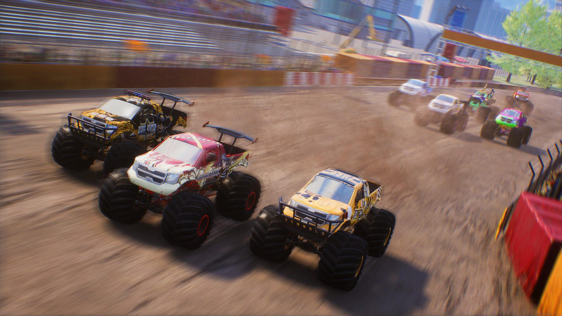 monster truck championship 3 - generacion xbox