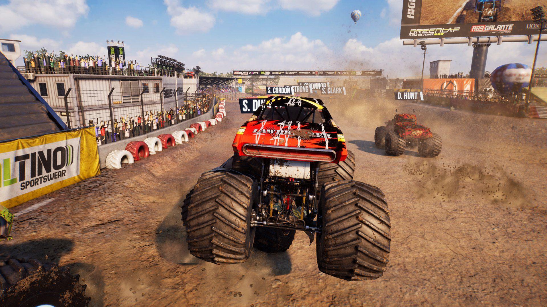 monster truck championship 6 - generacion xbox