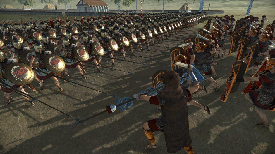 Creative Assembly anuncia la llegada de Total War: Rome Remastered