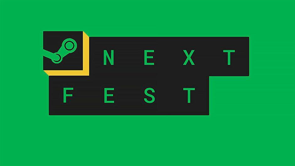 Prueba cientos de juegos gratis en el próximo Steam Next Fest