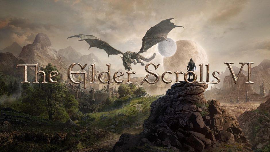 Así se vería The Elder Scrolls 6 con Unreal Engine 4