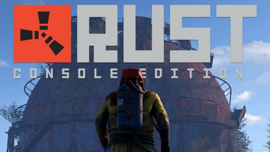 Rust Console Edition llegará a Xbox One esta primavera