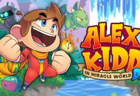 Ya puedes disfrutar de Alex Kidd in Miracle World DX
