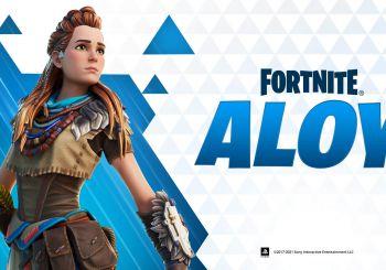 Aloy ya está disponible en Fortnite