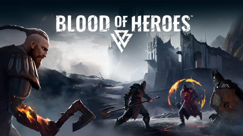 Blood of Heroes, un título de combates PvP al más estilo vikingo se anuncia para Xbox y PC