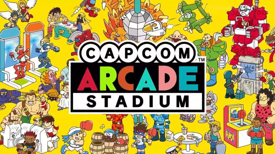 Capcom Arcade Stadium también llega a Xbox