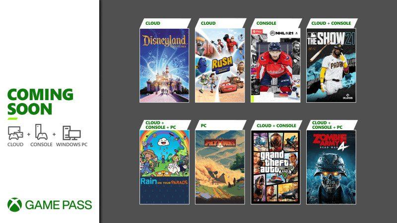 Desvelados los nuevos juegos para Xbox Game Pass de abril