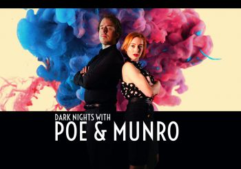 Analisis de Dark Nights with Poe and Munro