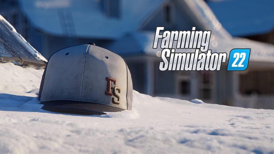 Farming Simulator 22 confirma su llegada este año